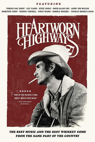 Heartworn Highways DVD