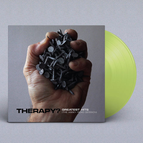 Signed Limited Edition Translucent Green Vinyl