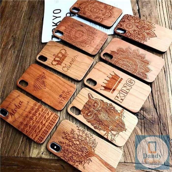 Why You Need a Wooden Phone Case