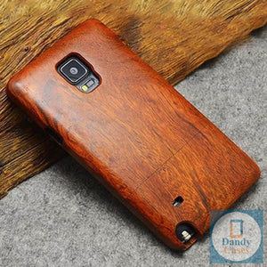 Artisan Wood Phone Case For Samsung Galaxy S5 S6 S7 S8 S9 Edge Plus Note 3 8 9