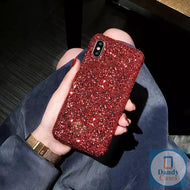 Glitter Sparkle Handmade Phone Case for Samsung A70 A7 A9 2018 A10 A20 A30 A40 A50 A6 Plus