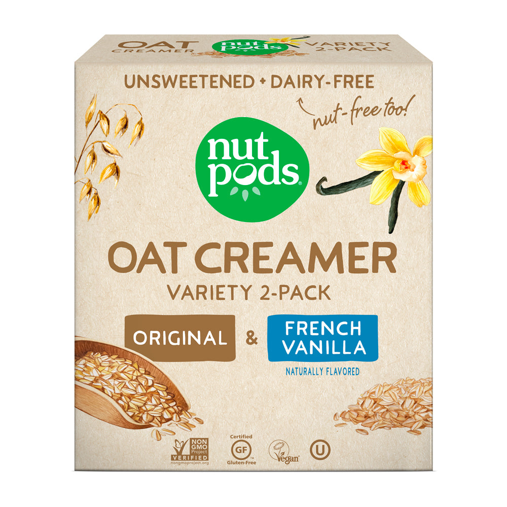 Oat Variety 2 Pack
