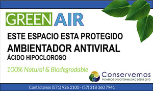 "RANKING GREENMETRIC ""CONSERVEMOS"""