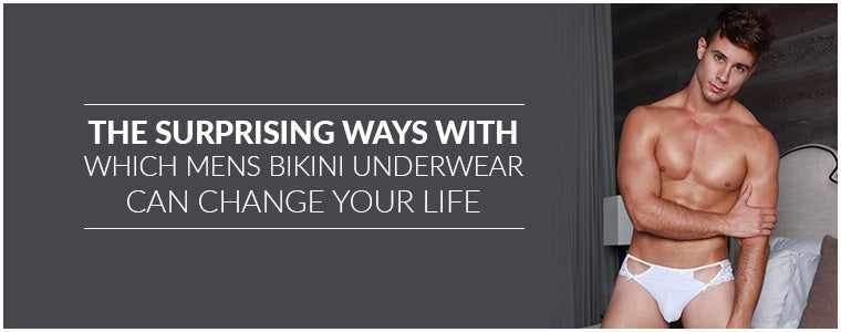 The surprising ways with which Mens Bikini Underwear can change your life