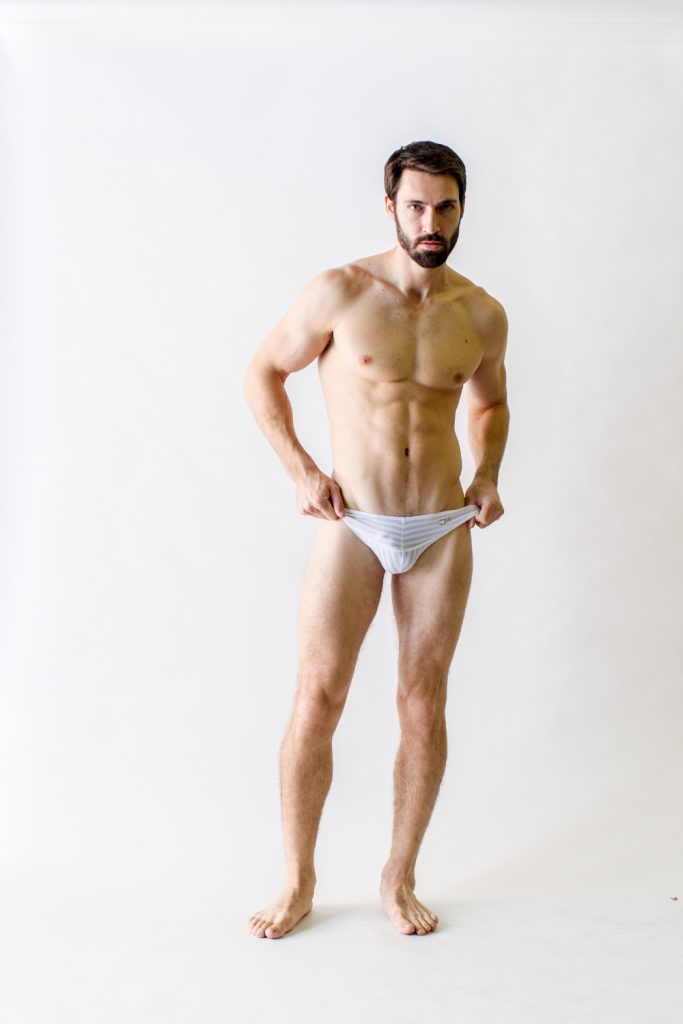 Cover Male mens enhancing underwear