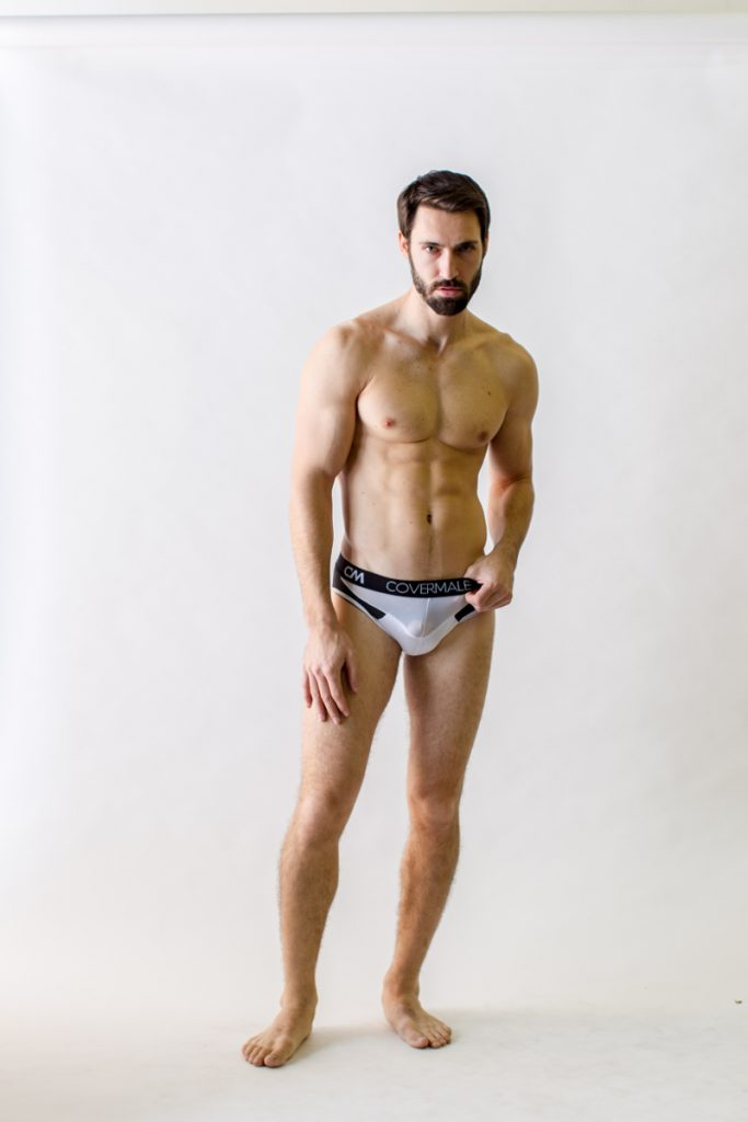 Cover Male Bikini Underwear