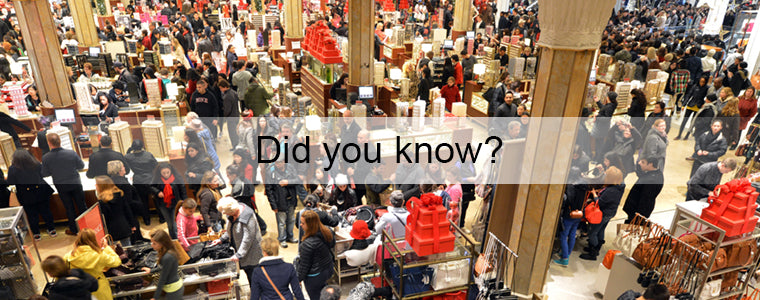 Facts about Black Friday worth Knowing | Erogenos