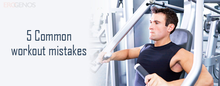 Biggest workout mistakes