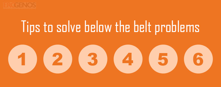 6 Ways to Deal with Bizarre below the Belt Problems