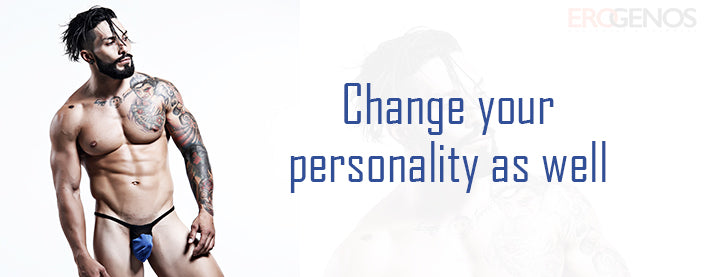 Change your personality