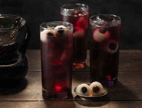spooky drink halloween celebration