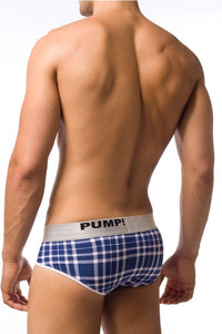 Pump 1200203   Tartan Brief