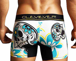 Clever 2125 Skulls and Roses Boxer