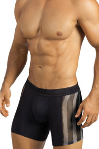 Zylas 2897 Side Mesh Boxer Brief