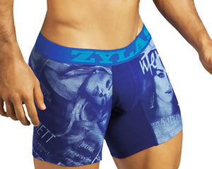 Zylas 4033 Interview Magazine Boxer Brief
