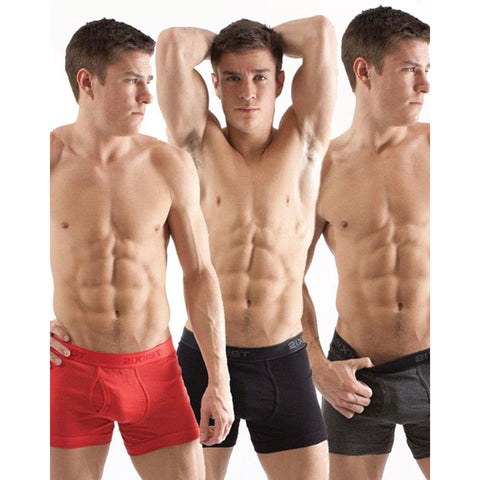 2xist 6416320  3 Pack Essential Boxer Brief