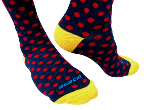 Agacio AG090008 Executive Dots Sock