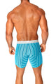 Agacio AG5933  Long Boxer Horizontal Stripes