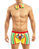 CandyMan 99072 Clown Costume Outfit Multi--ed
