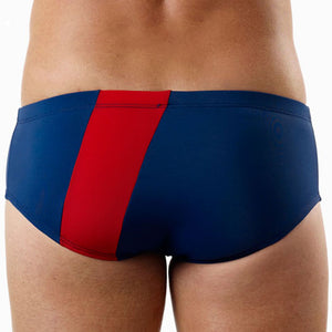 Cover Male CM903  Strip Block Brief Swimwear