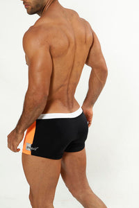 Good Devil GD0676  Ocean Sunset Swim Boxer