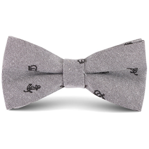 DHA1 HSBT02 Royal Crown Bow Tie