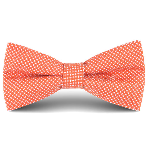 DHA1 HSBT04 Cream Saver Bow Tie