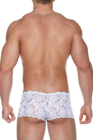 Male Basics MBL-001  Lace Mini Boy Short