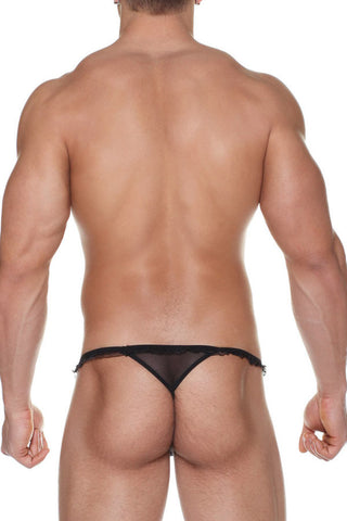 Male Basics MBL-015  Ruffled V Thong
