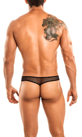 Miami Jock MJ40110  Metal Cock Ring Thong
