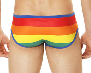 Mensuas MN0835 Pride Flag Brief