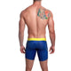 Mensuas MN0866 Europe Flag Long Boxer