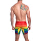 Mensuas MN0870 Pride Flag Long Boxer