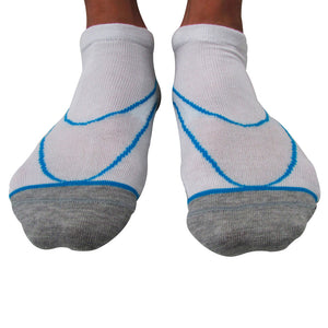 Mensuas MN090000 Invisible Fresh Sock