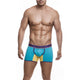 Mensuas MN5672 Tri-Colored Boxer