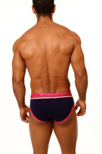 Mensuas MN6650 Fitted Brief