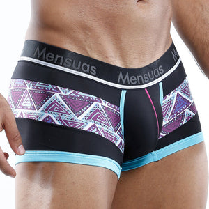 Mensuas MNG004 Colorful combination Boxer Trunk