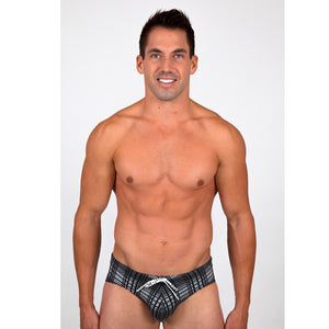 Pistol Pete PPBF343-275 CHROME Brief