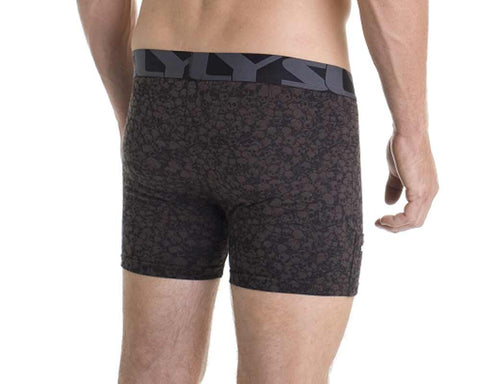 SLY SL-BURDDW-Rising Dead  Rising Dead Work Boxer Brief