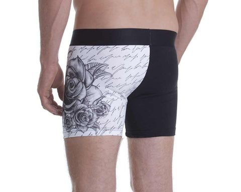 SLY SLY1-RSE-W  ROSE Work Boxer Brief
