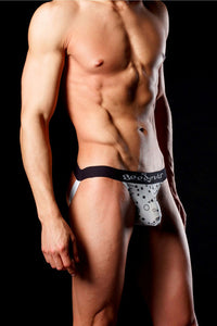 Good Devil GD4008  Sheer Balls Jockstrap