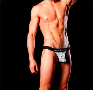 GD7008 Good Devil Sheer Balls Thong