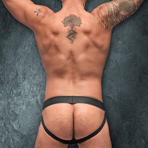 Male Power 396250  Ice Lace Up Jock