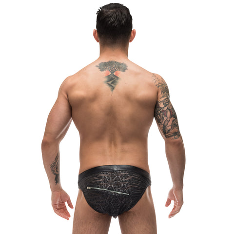 Male Power 494247 2x Zip Bikini