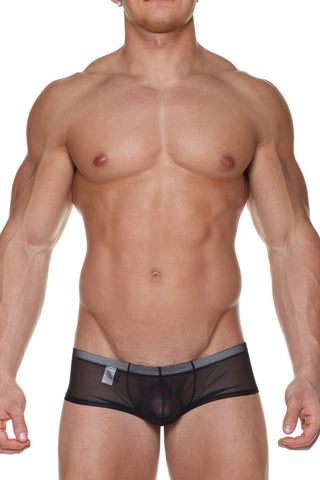 Male Basics MBL-004  Hip Hugger Mesh