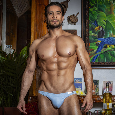 MODUS VIVENDI 13911 Suede Low Cut Brief
