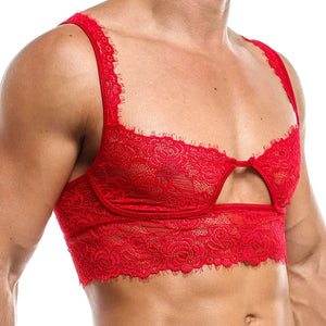 Secret Male SMA013 Low Cut Bra