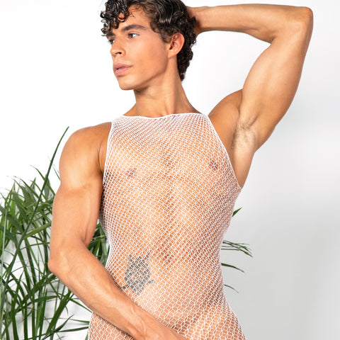 Secret Male SMC008 Bodystocking