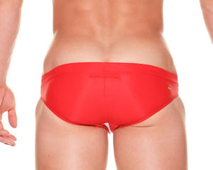 Marcuse M005RD  Verti Swim Brief
