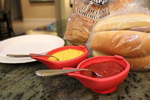 Multi-Function Suction Cup Cooking Spoon Holder